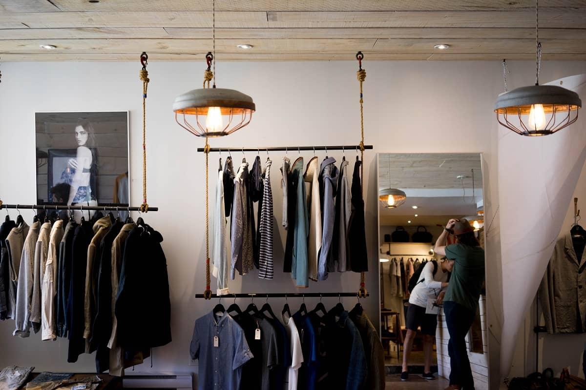 ménage professionnel pour les boutiques